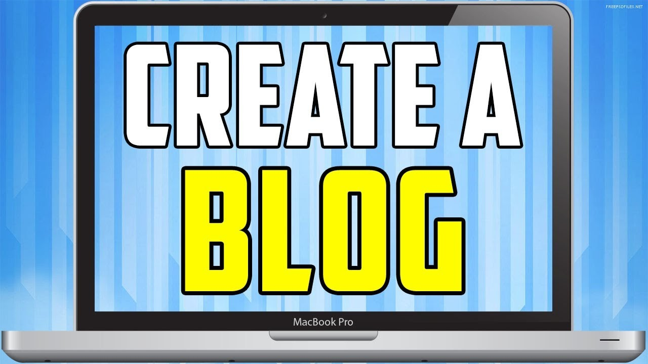 Tutorial Blogging