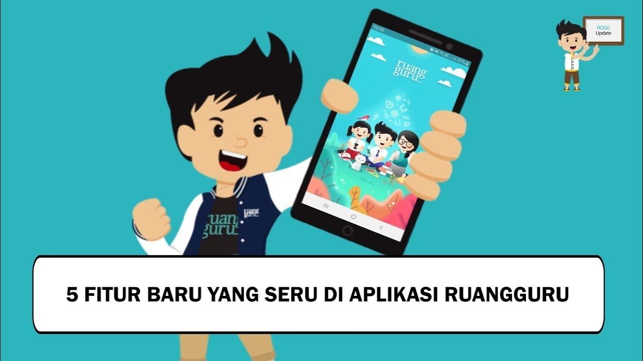 Aplikasi Belajar Online Gratis Android